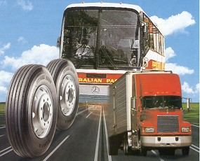 Simex Steel S100 - Radial Tires for Trucks and Buses