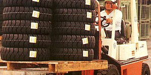 Industrial & OTR Tires from TIREX